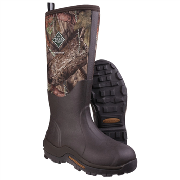 Muck Boot Woody Max Camo Wellingtons  - Click to view a larger image