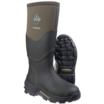 Muck Boot Muckmaster Moss Wellingtons  - Click to view a larger image