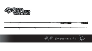 Fox Rage Street Fighter Finesse Rod