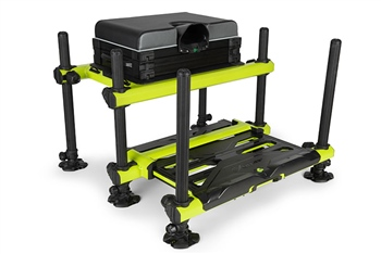 Matrix XR36 Competition Lime Seat Box  - Click to view a larger image