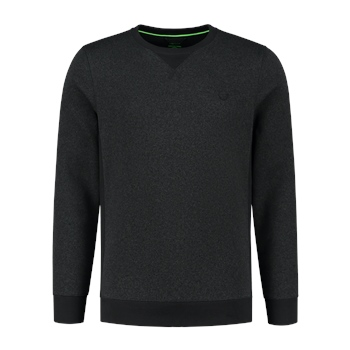 Korda KORE Crew Neck Jumper - Charcoal  - Click to view a larger image