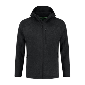 Korda KORE Polar Fleece Zip Jacket - Charcoal  - Click to view a larger image