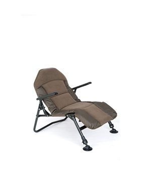 Daiwa Folding Chair With Arms  - Click to view a larger image