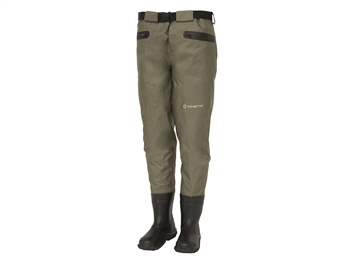 Kinetic ClassicGaiter Bootfoot Pant Waist Waders  - Click to view a larger image