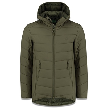 Korda Kore Thermolite Puffer Jacket- Olive  - Click to view a larger image