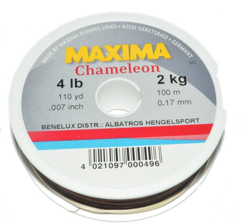MAXIMA FISHING LINE 100m Chameleon Line