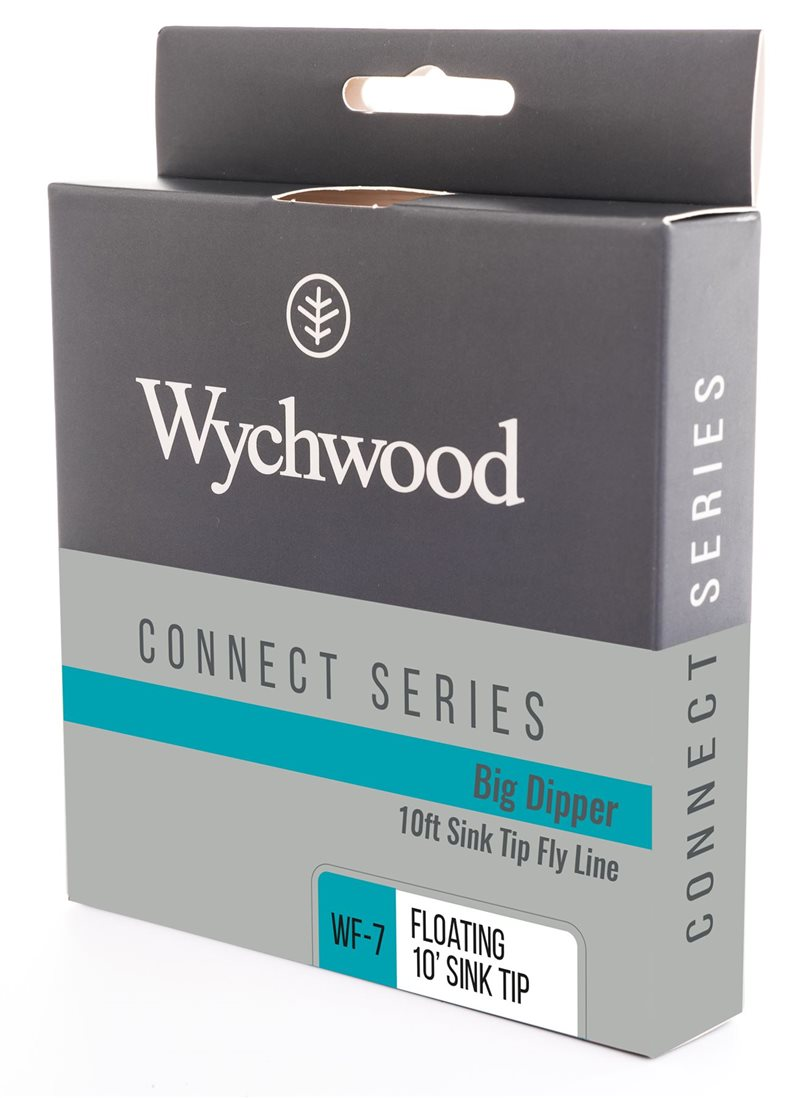 Wychwood Connect Big Dipper 10ft Sink Tip 1