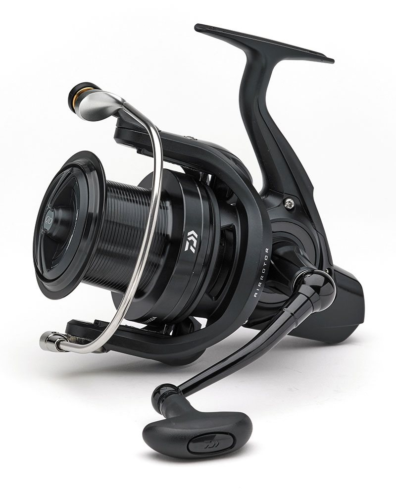 Daiwa Windcast Black Qda Big Pit Reel Fishing Tackle And Bait Rel Click To View A Larger Image