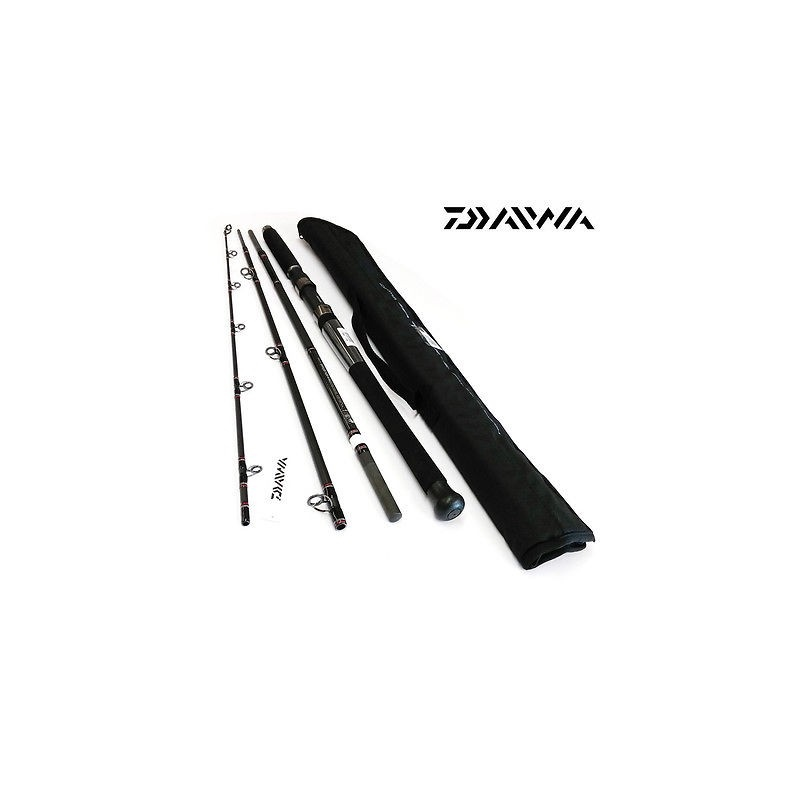 bc34c0eb2bc Daiwa Seahunter Z Boat Rods 4 Piece | Fishing Tackle and Bait