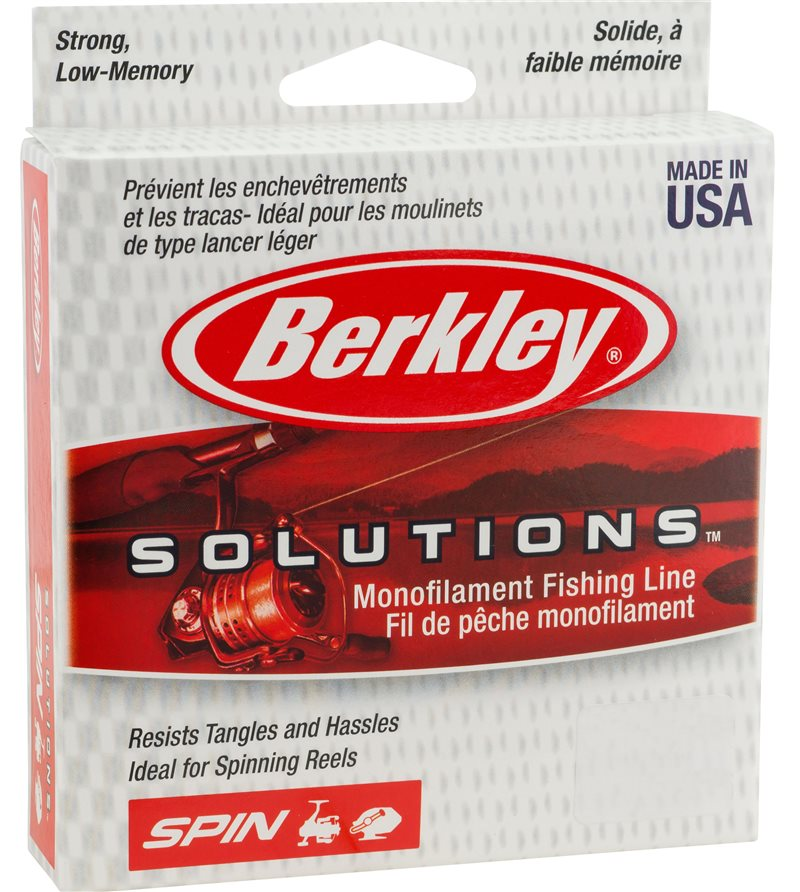 Berkley Solutions Spinning Line 1