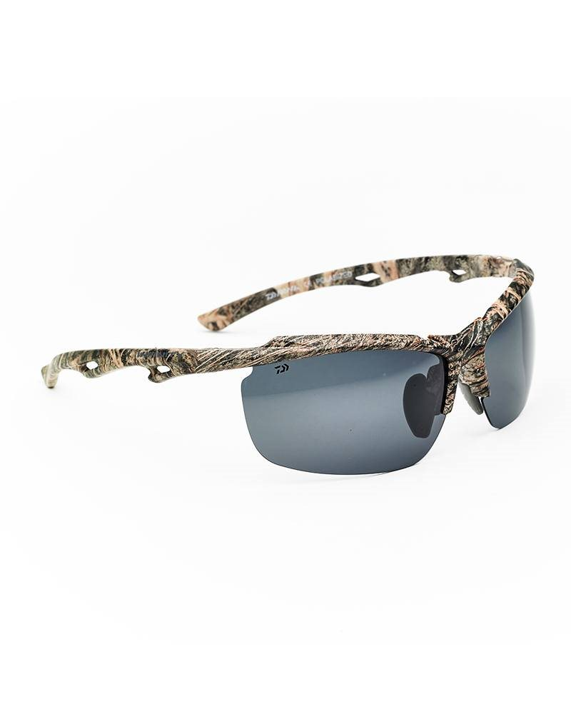 6657b6b7dd New Daiwa Infinity Camo Polarized Sunglasses - Case   Lanyard - Choice of  Styles