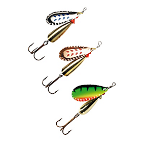 Abu Garcia Classic Droppen Spinner Lure 3 Pack 1