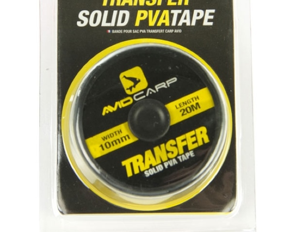 Avid Transfer Solid PVA Tape 1