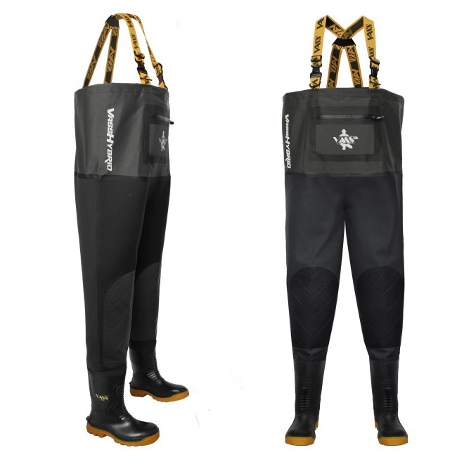Vass Team 740 Edition 2 Chest Waders 1